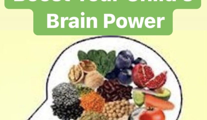 Brain food for kids