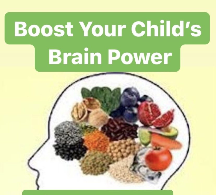 Brain food for kids