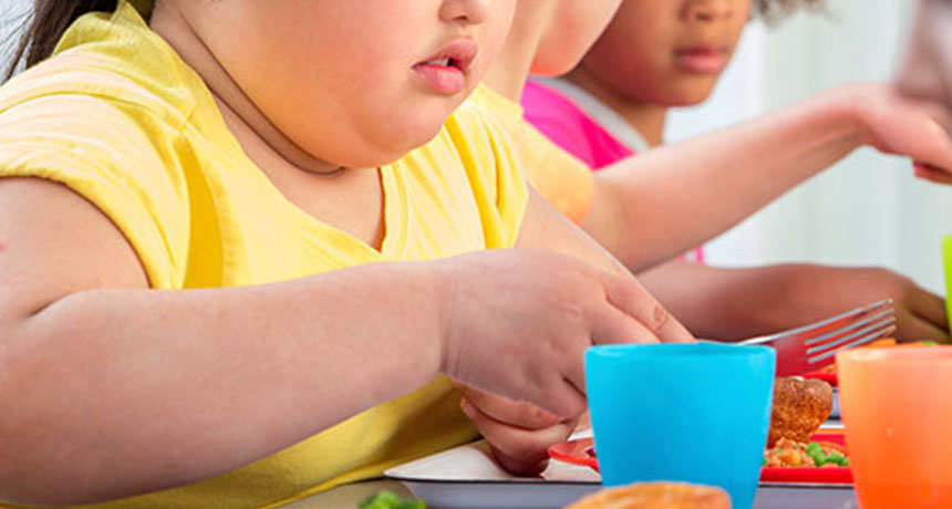 Frequent Antibiotics make Children Obese