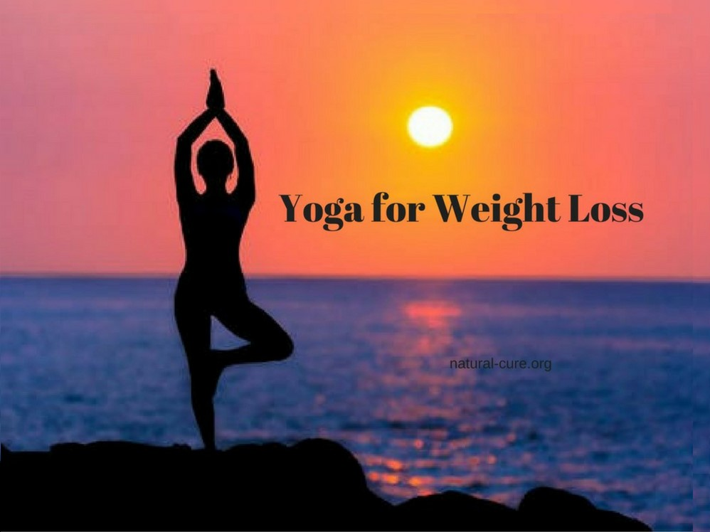 Yoga for weight losss